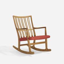 HANS J. WEGNER, Rocking Chair   Wright20.com