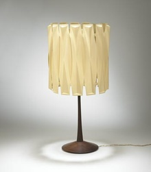 Designer george nelson wright auctions of art and design george nelson lantern series table lamp wright20 aloadofball Image collections