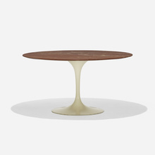 EERO SAARINEN Custom Tulip Table From The Bar Of The Grill - Custom tulip table