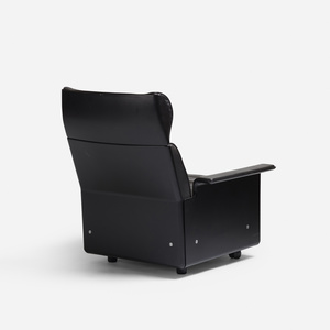 143: DIETER RAMS, First generation 620 high back lounge chair