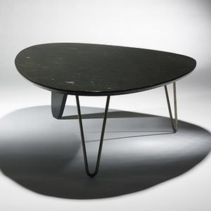 313 Isamu Noguchi Rudder Coffee Table Model In 52 9 December 2007 Auctions Wright Of Art And Design
