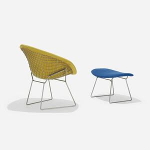 Genial 326: HARRY BERTOIA, Diamond Chair And Ottoman U003c American Design, 16  February 2017 U003c Auctions | Wright: Auctions Of Art And Design