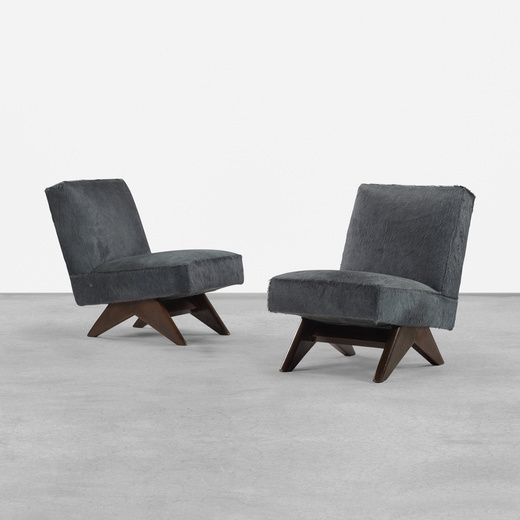 Pierre jeanneret daybed from chandigarh