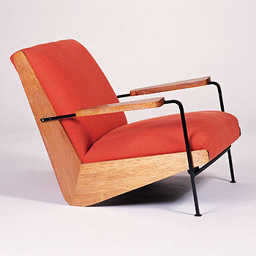 Merveilleux 105: LUTHER CONOVER, Lounge Chair U003c Modern Design, 1 October 2000 U003c  Auctions | Wright: Auctions Of Art And Design