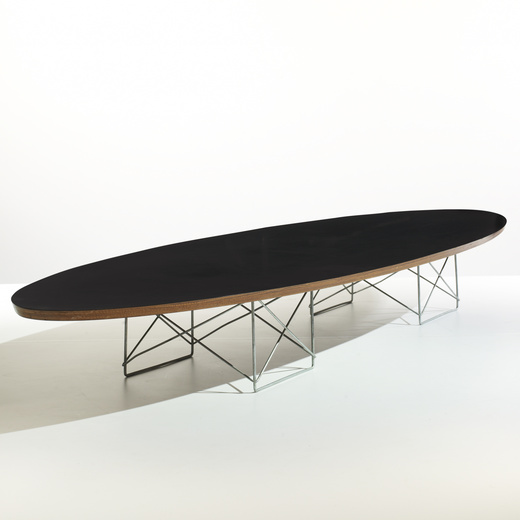 116 Charles And Ray Eames Etr Surfboard Coffee Table