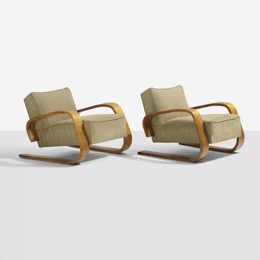 118 Alvar Aalto Paimio Lounge Chair