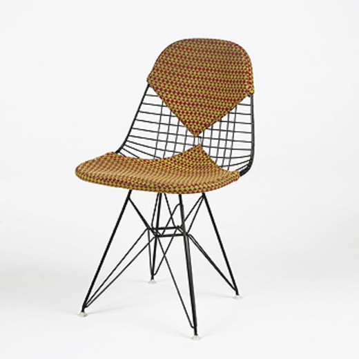 196: CHARLES AND RAY EAMES, Wire Chair U003c Modern Design, 6 October 2002 U003c  Auctions | Wright: Auctions Of Art And Design