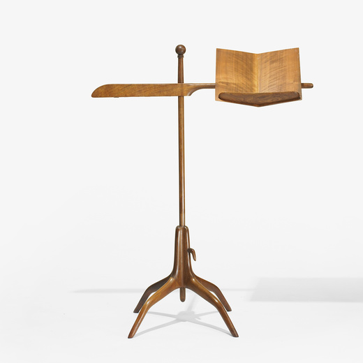 Music Stand Designs : Sam maloof horn back chairs pair
