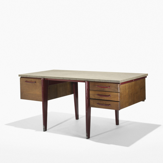 201 jean prouv flavigny table for Table quiz hannover