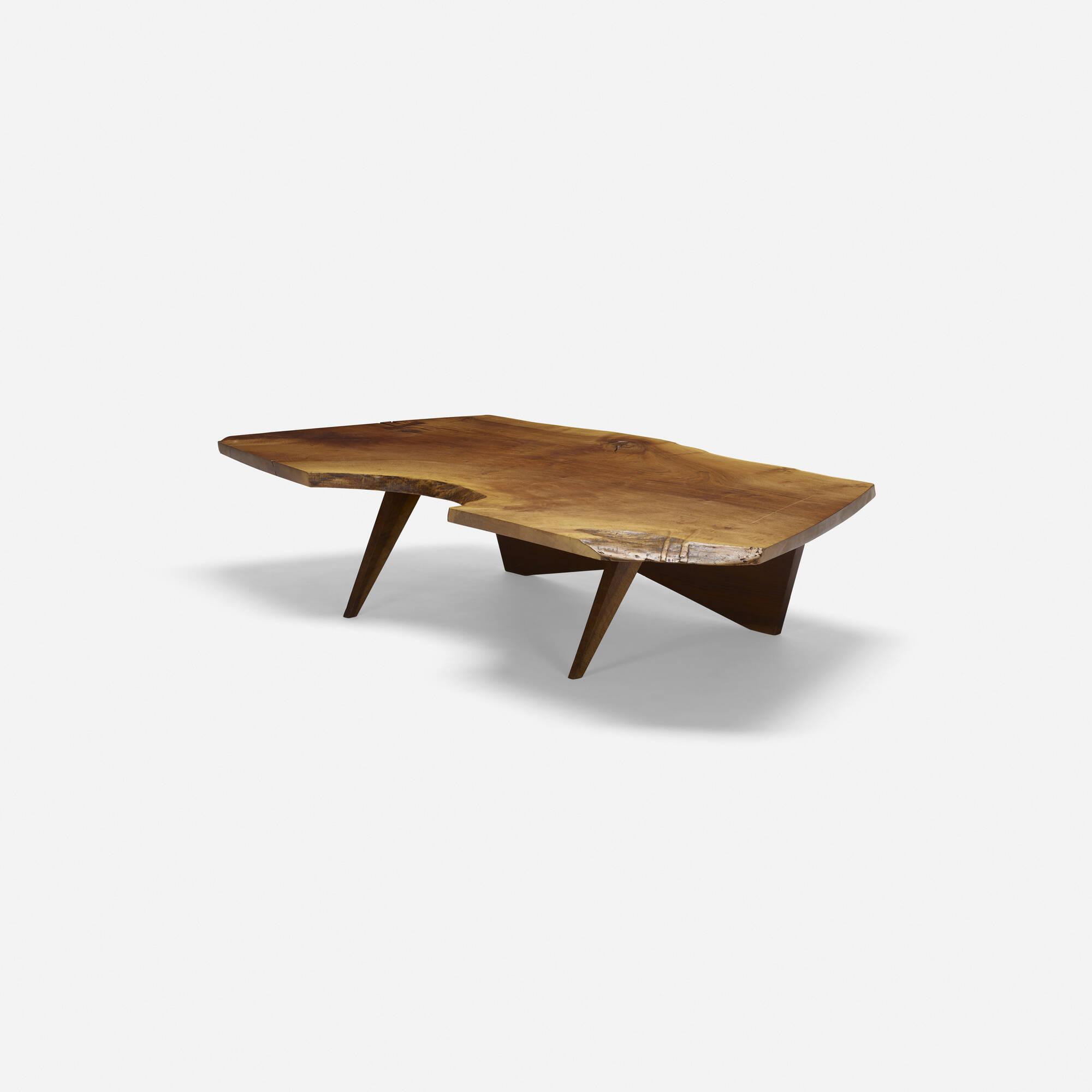 121 george nakashima slab coffee table design 23 march 2017