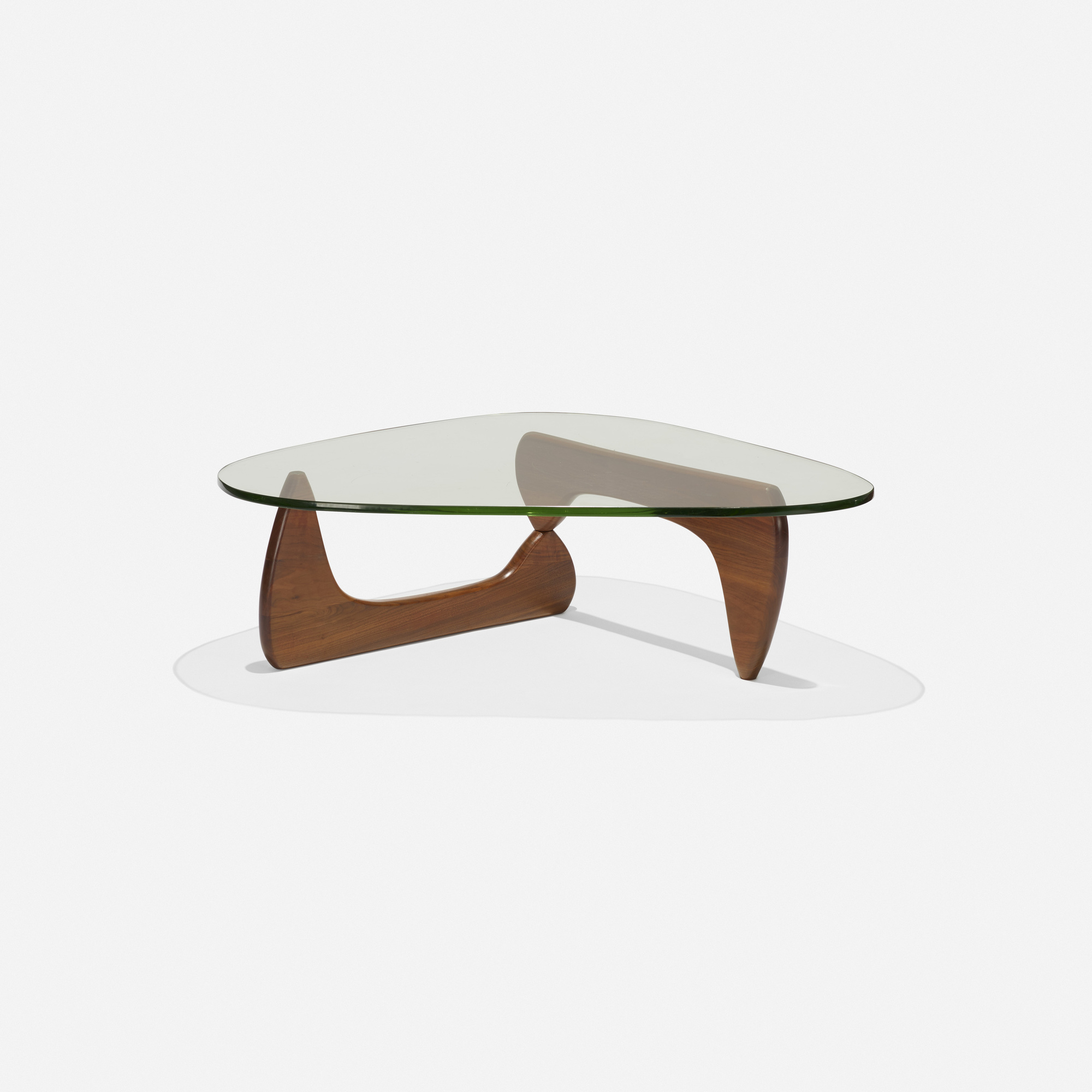 125 Isamu Noguchi early coffee table model IN 50 American