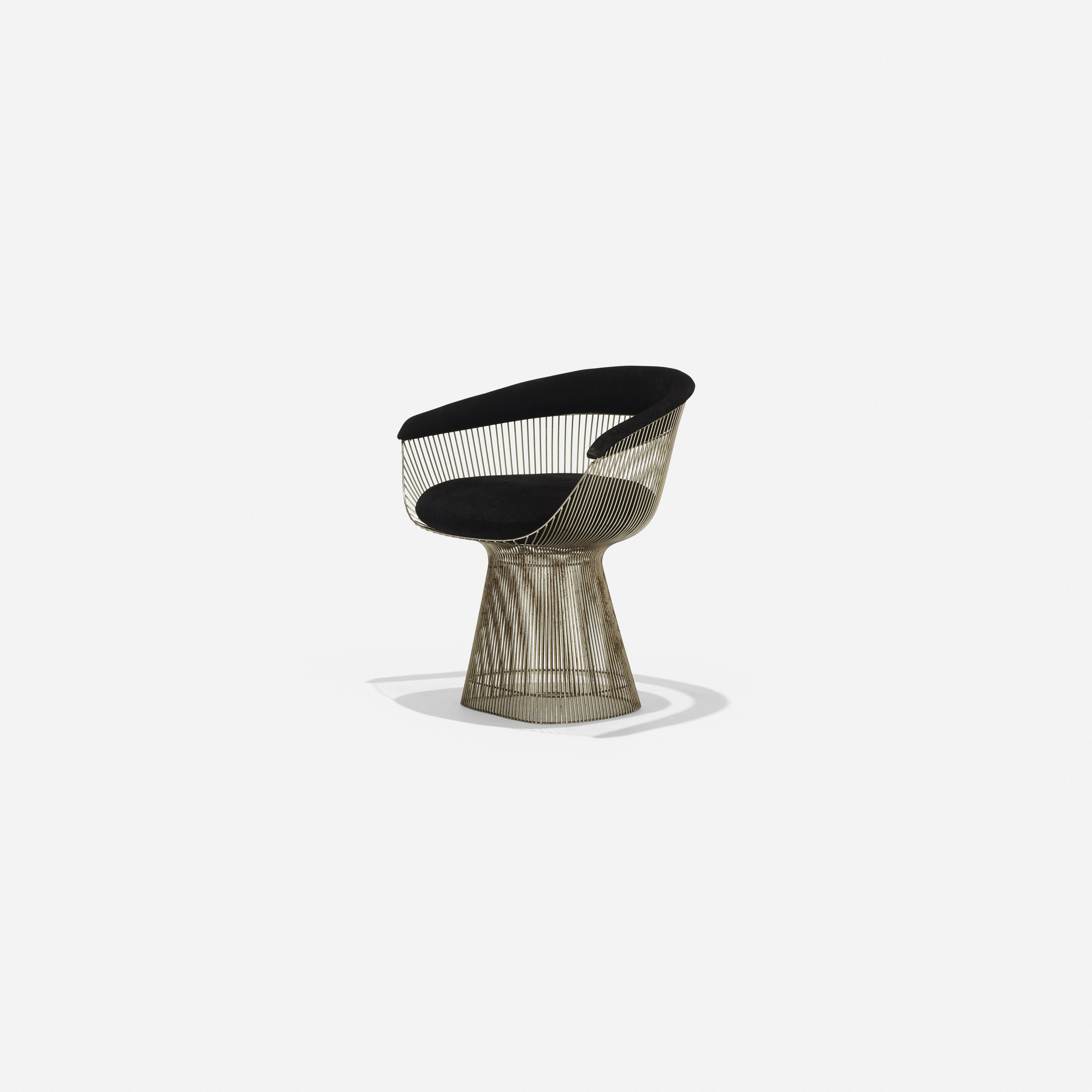 163 Warren Platner chair Taxonomy of Design Selections from
