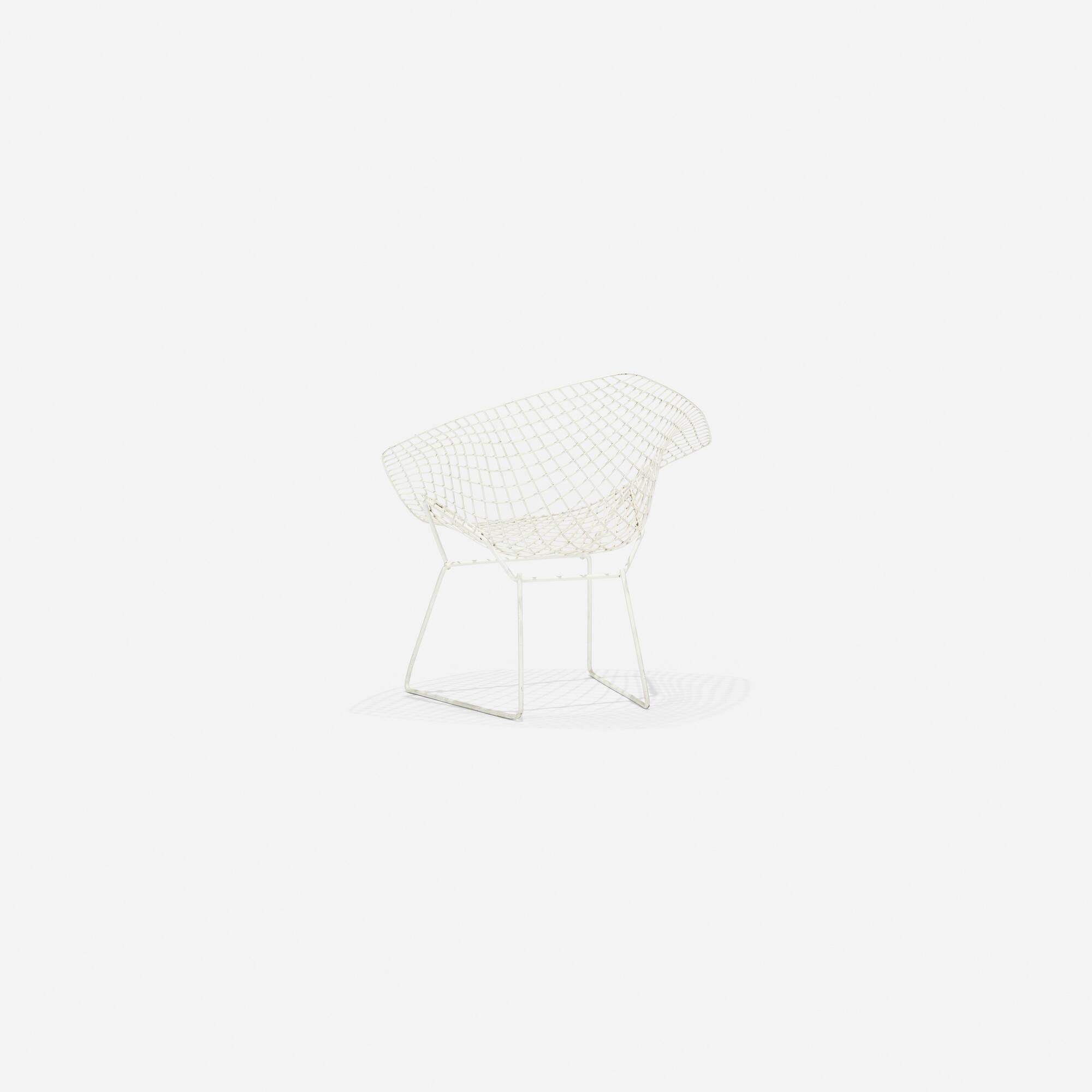 231: Harry Bertoia / Small Diamond chair \u003c Taxonomy of Design ...