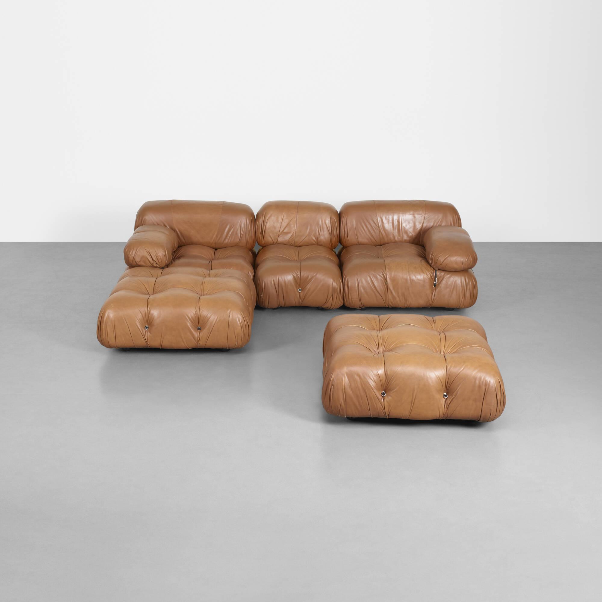 279 Mario Bellini Camaleonda modular sofa Design 24 March