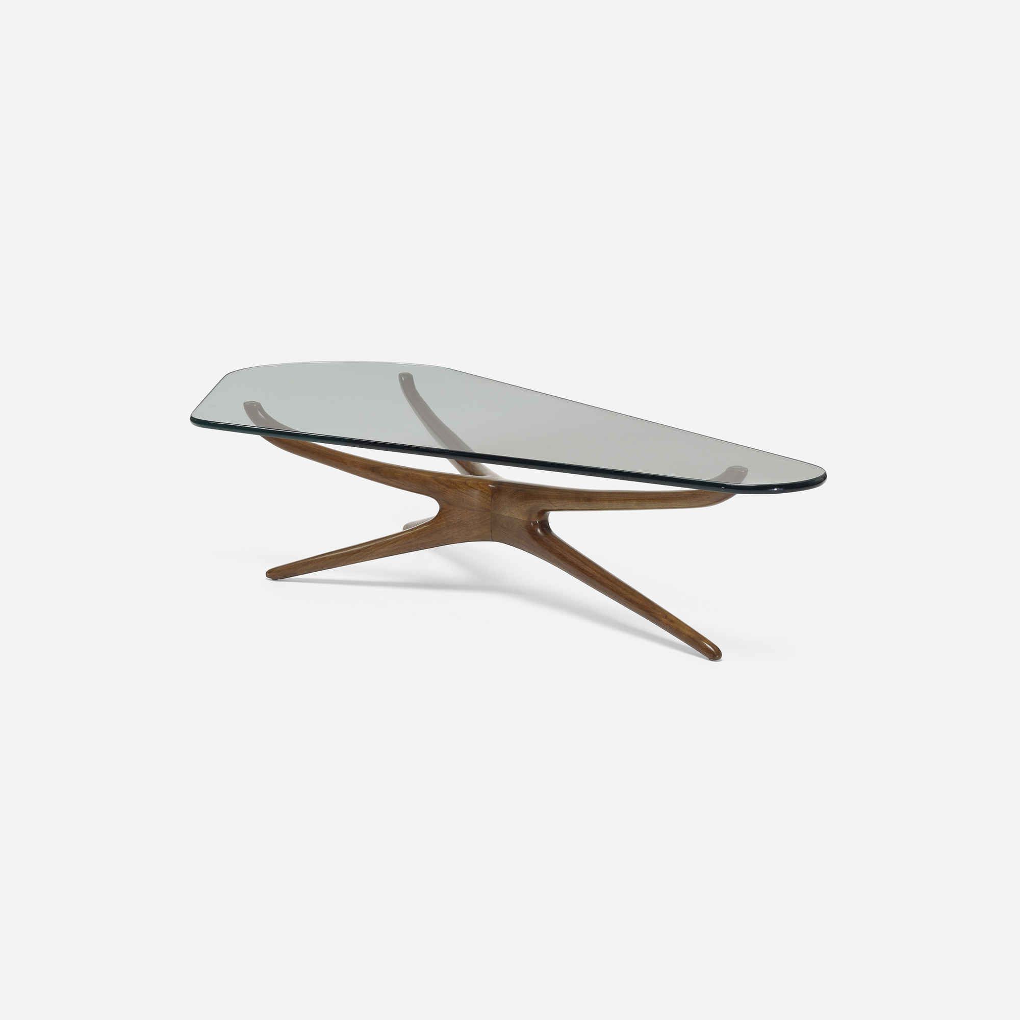 327 Vladimir Kagan Tri symmetric coffee table Design 26
