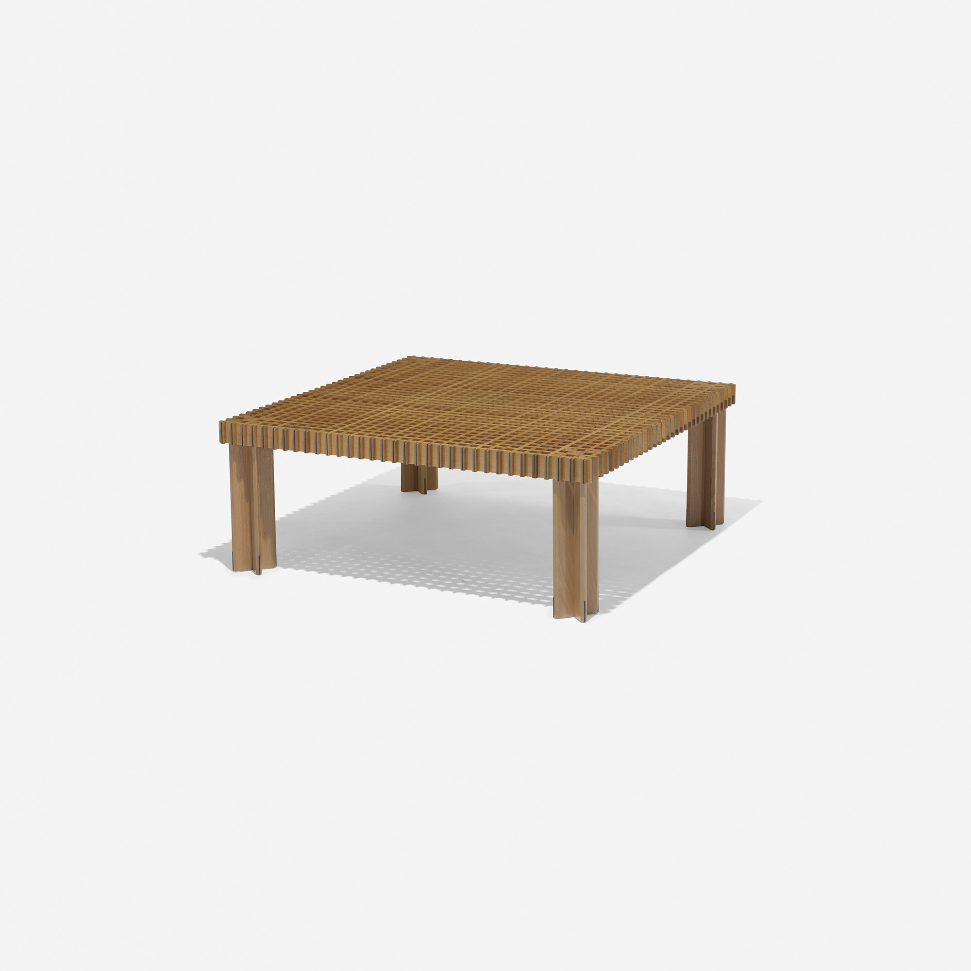 349 Gianfranco Frattini Kyoto coffee table Modern Design 18