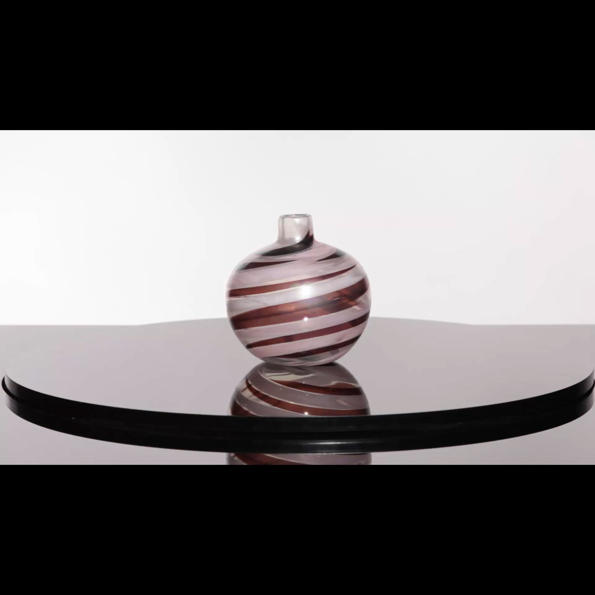 42: Carlo Scarpa / Rare Pennellate vase, model 3788 (1 of 3)